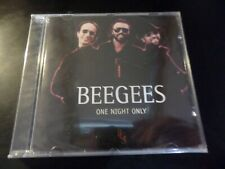 CD ALBUM - BEE GEES - ONE NIGHT ONLY - NEW & SEALED