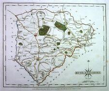 Antique map, Rutlandshire ..