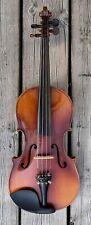 """Old 4/4 violin labelled """"Antonius Stradivarius Cremonensis Faciebat Anno 1713"""""""