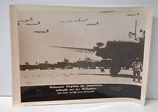 PHOTO 39/45 : Wirksames Vorgehen der Japanische Luftwaffe auf den Philippinen
