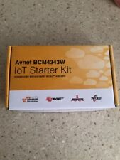 Avnet BCM4343W IoT Starter Kit Powered by Broadcoms WICED and AWS