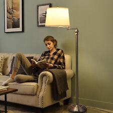 "59"" Tall Metal Floor Lamp Modern Stand Light Reading..."
