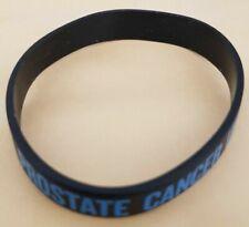 Prostate Cancer UK Men United Silicone Wristband