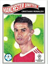 Topps UCL Living Set Card #374 - Cristiano Ronaldo Manchester UNITED pre order