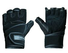 Gold/'s Gym Weight Lifting Gloves Black Medium//Large