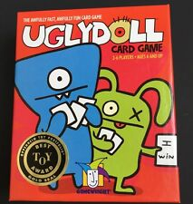 Ugly Doll Card Game Unused but Unsealed 2006 by Gamewright Ages 6 Up Matching