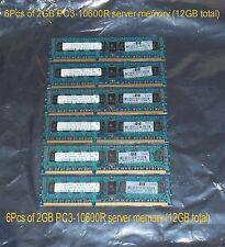 2GB Registered Ddr3 Sdram Enterprise Network Server Memory (ram)