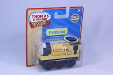 2010 Thomas and Friends Wooden Railway Light-Up Proteus New