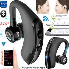 Bluetooth Headset Wireless in-ear Stereo Headphones Handfree Earphone Earbud Usa