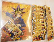 YU-GI-OH! STAKS  album+portastaks EDIZIONE PANINI 2006
