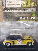 1:24 RENAULT 5 TURBO(RAGNOTTI - ANDRIE')TOUR DE CORSE 1982 FIA WORLD RALLY#27MIB