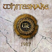 WHITESNAKE 1987 ANNIVERSARY EDITION CD NEW