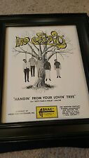 The In Crowd Hangin' From Your Lovin' Tree Rare Original Promo Poster Ad Framed!