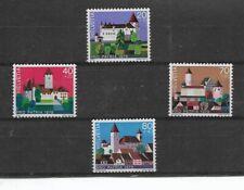 Suiza Castillos Pro Patria del año 1979 (EC-759)