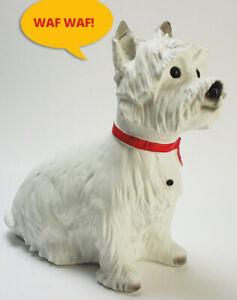 Westfalia Hund mit Bewegungsmelder, 31 x 37 cm