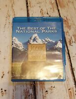 Scenic National Parks The Best of the National Parks Blu-Ray
