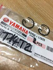 Yamaha 93450-17025 X2 clip axe piston DT125 TD2 RD250 RD350 RD400 TY125 etc
