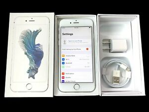 FACTORY UNLOCKED iPHONE 6S PLUS 64GB T-Mobile Verizon Metroc PCS Original Box