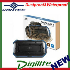 "Vantec NexStar RT Dustproof & Shock Resistant Enclosure 2.5"" SATA To USB 3.0"