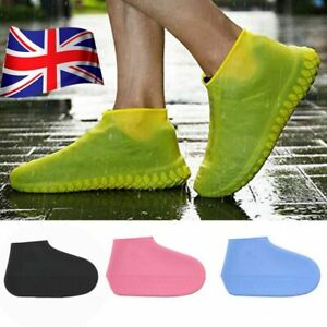Resistant Silicone Overshoes Rain Waterproof Shoe Covers Boot Cover Protector