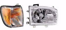 MONACO SAFARI ZANZIBAR 2004 RIGHT HEADLIGHTS HEAD LIGHTS CORNER SIGNAL LAMP RV