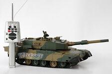 Xmas promotion longues Heng télécommande rc militaire Army War bataille BB T90 réservoir 3808