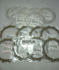 KX250 1991 CLUTCH KIT FRICTION+PLATES GENUINE KAWASAKI KX 250 91 MXPUK (626)