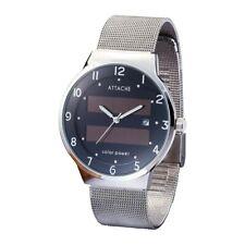 Attache montre hybride solaire. hybrid solar power watch