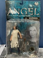 """Buffy the Vampire Slayer ANGEL - CORDELIA 6"""" toy Action Figure boxed SLAVE"""