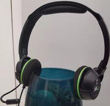 Turtle Beach Ear Force XLA Black Headband Headsets for Microsoft Xbox 360