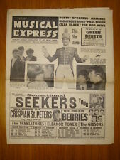 NME #1006 1966 APR 22 ELVIS SEEKERS MANFREDS PAUL SIMON