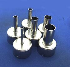 70PCS nozzle for 850 852D 898 858 Soldering station Hot Air Stations Gun Nozzle