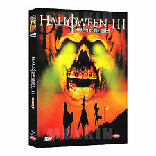 Halloween III 1982 - Season of The Witch (dvd All Keep Case)
