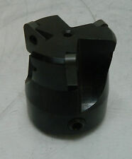 "2"" Button Nose Face Milling Cutter, MR-207, Used, WARRANTY"