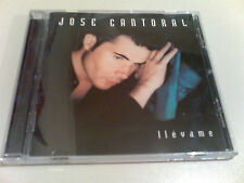 JOSE CANTORAL Llevame CD new hard to find NUEVO hijo de ROBERTO hermando d Itati