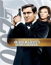 On Her Majesty's Secret Service (DVD, 2009 Widescreen) *Library Copy*