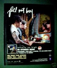 Fall Out Boys Rock Music Album Infinity on High Art AD