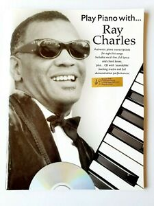 Play Piano With Ray Charles Book and CD