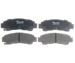 Disc Brake Pad Set-Element3; Ceramic Brake Pad Set Rear Raybestos PGD511C