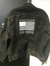 "Vintage Rage Against The Machine ""Evil Empire""  Promo Jacket NOS"