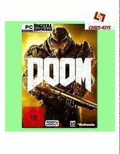 DOOM 4 + Demon Multiplayer Pack Steam Key Pc Game Download Global [Blitzversand]
