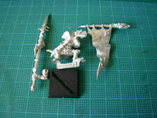 Limited Edition Skaven Battle Standard from Box Set Rare OOP