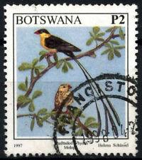 Botswana 1997 SG#866, 2p Birds Definitive Used #D48972