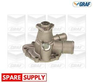 WATER PUMP FOR ALFA ROMEO GRAF PA494