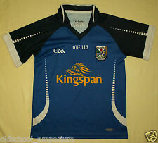 Cavan GAA / 2011-2013 Home - O'NEILLS - JUNIOR gaelic Shirt / Jersey. Size 9-10y