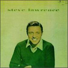 Steve Lawrence - Steve Lawrence [New CD]