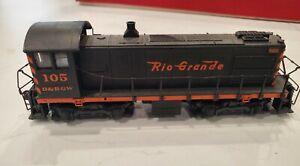 HO Switcher No 5942 Denver Rio Grande Atlas