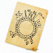 Ming Dynasty Marine Compass Deco Magnet, Decorative Fridge Nautical Décor Gift