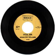 """SUGAR BOY WILLIAMS  """"LITTLE GIRL""""  KILLER MOODY R&B"""