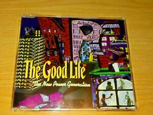 THE NEW POWER GENERATION THE GOOD LIFE CD 1995.